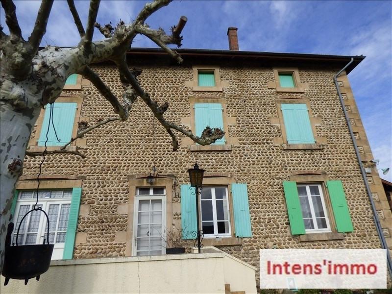 Sale house / villa Mours st eusebe 250000€ - Picture 1