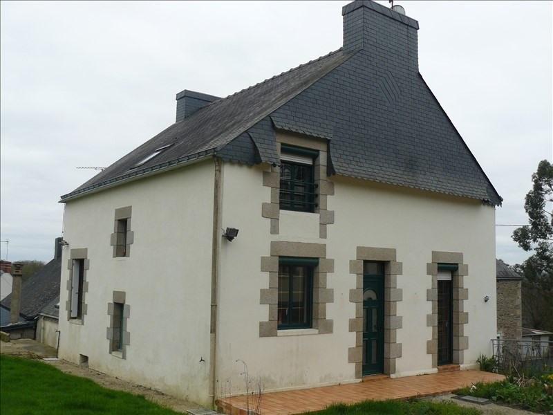 Sale house / villa Hellean 137800€ - Picture 2