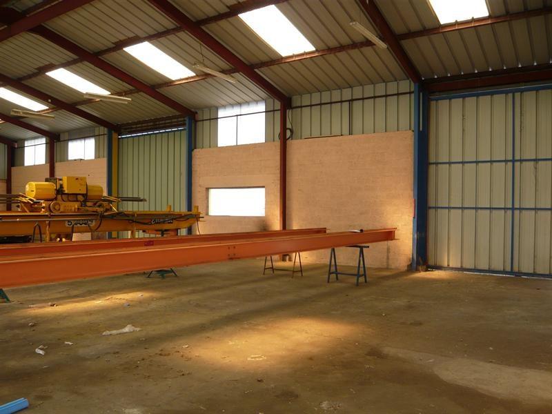 Location Local d'activités / Entrepôt Tancarville 0