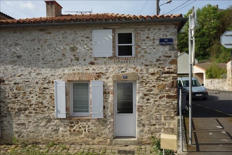Rental house / villa La roche sur yon 450€ CC - Picture 1