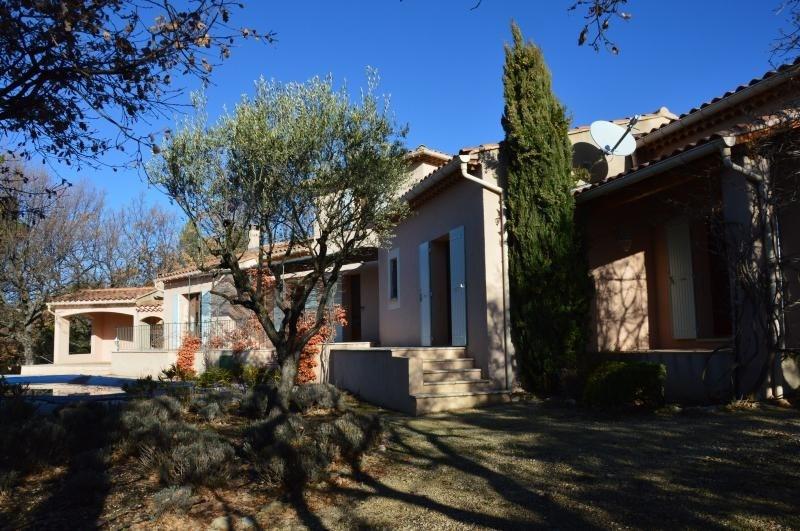 Vente maison / villa Malemort du comtat 519000€ - Photo 6
