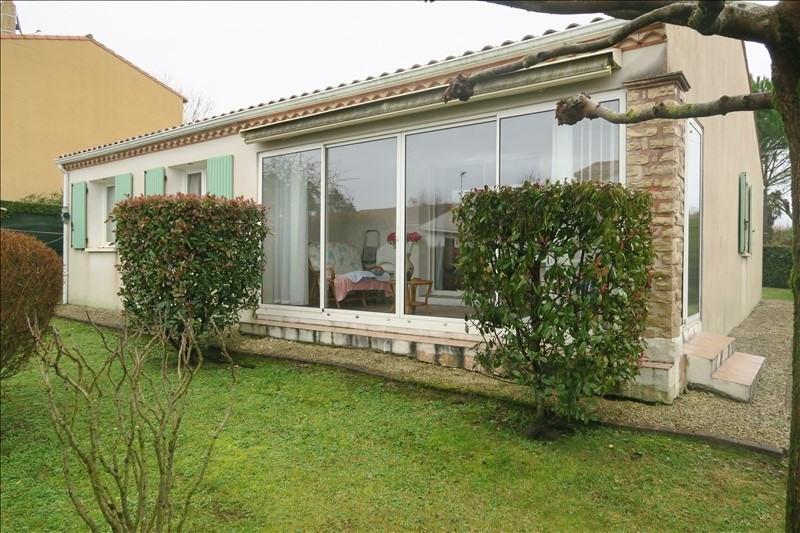 Sale house / villa Vaux sur mer 385250€ - Picture 1