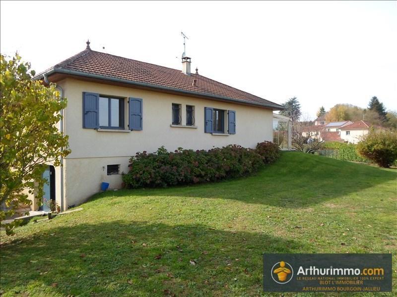 Sale house / villa St agnin sur bion 249000€ - Picture 9