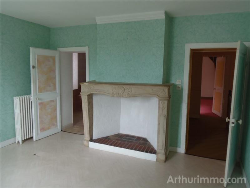Vente maison / villa St satur 212000€ - Photo 8
