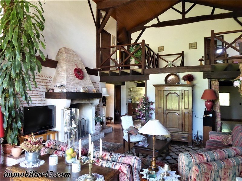 Vente maison / villa Castelmoron sur lot 449500€ - Photo 2