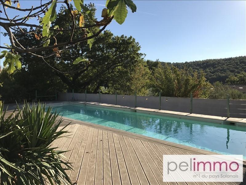 Vente maison / villa Cornillon confoux 490000€ - Photo 2