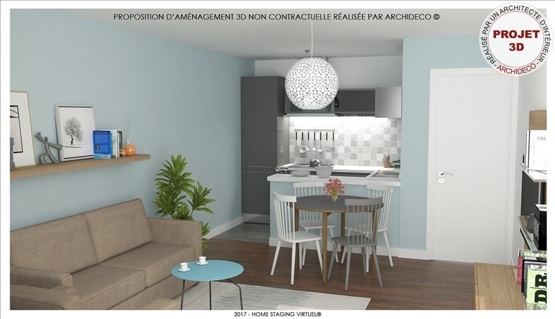 Vente appartement St omer 92 000€ - Photo 3