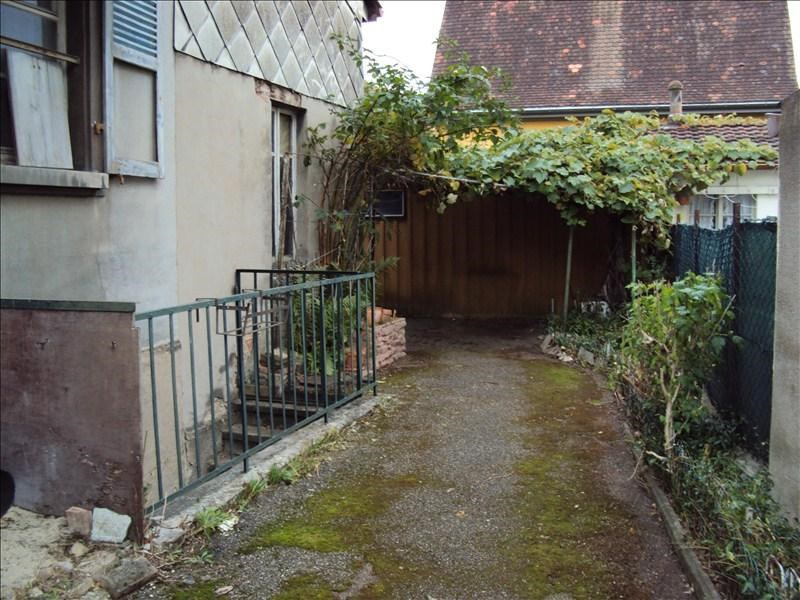 Vente maison / villa Mulhouse 140000€ - Photo 2