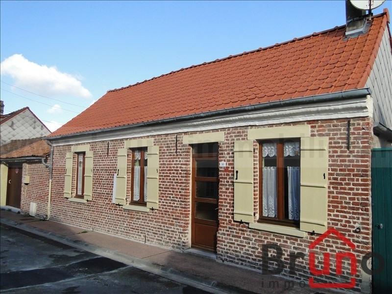 Vendita casa Rue 126000€ - Fotografia 1