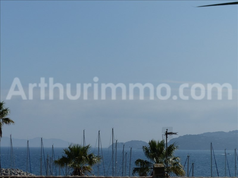 Vente de prestige appartement Le lavandou 350 000€ - Photo 3