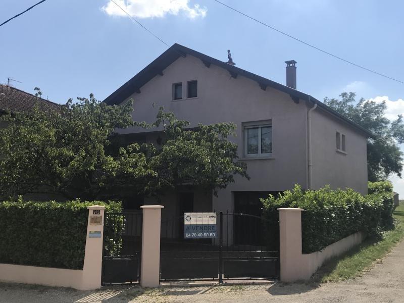 Sale house / villa Heyrieux 207000€ - Picture 12