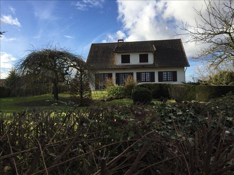 Venta  casa La villedieu du clain 176500€ - Fotografía 1