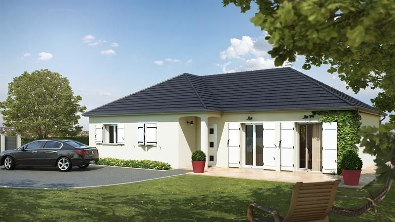 Maison  5 pièces + Terrain 950 m² Alluyes par babeau seguin