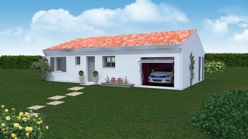 Maison  5 pièces + Terrain 525 m² Beychac et Caillau (33750) par BATICA