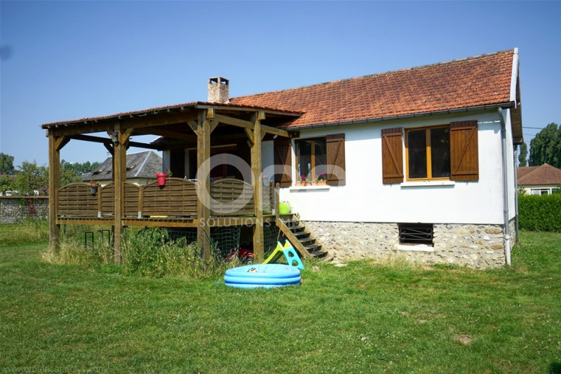 Sale house / villa Saint-clair-sur-epte 128 000€ - Picture 1