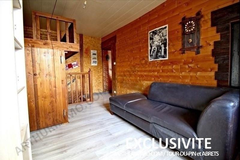 Sale house / villa La tour du pin 89000€ - Picture 1