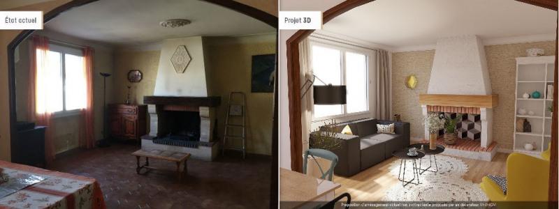 Sale house / villa Vauvert 245000€ - Picture 2