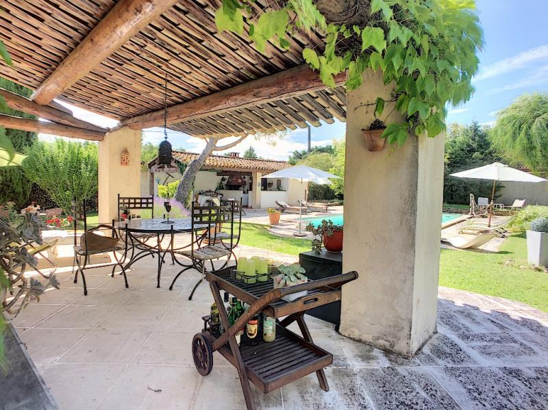 Vente maison / villa Rochefort du gard 455000€ - Photo 2