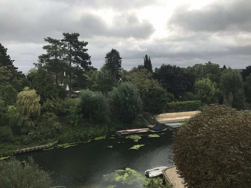 Revenda casa Villennes sur seine 949000€ - Fotografia 9