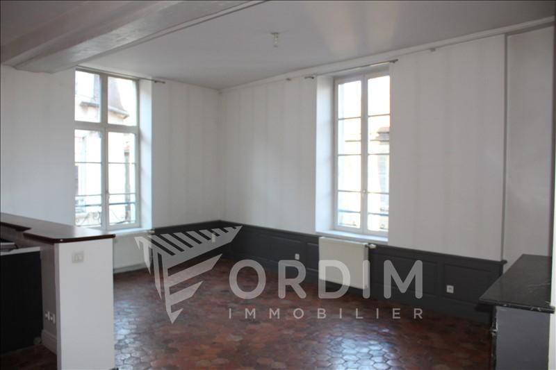 Rental apartment Auxerre 582€ CC - Picture 1