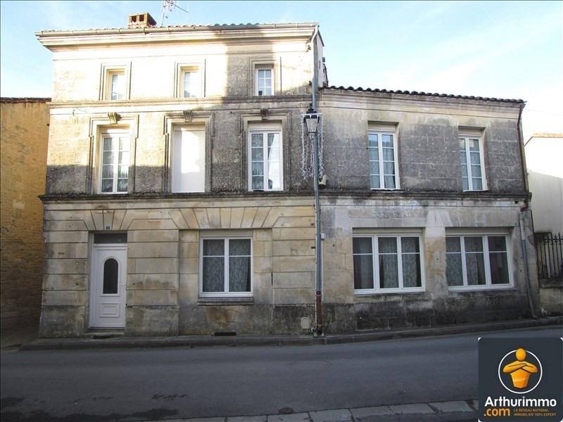 Sale house / villa Matha 189900€ - Picture 1