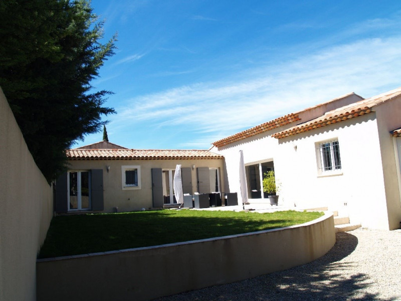 Vente maison / villa Pelissanne 550000€ - Photo 1