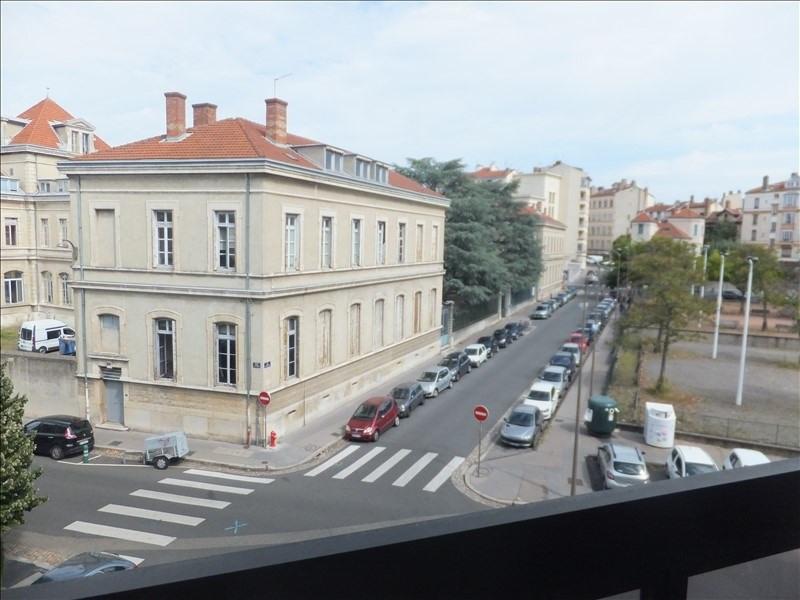 Vente de prestige appartement Lyon 4ème 595000€ - Photo 5