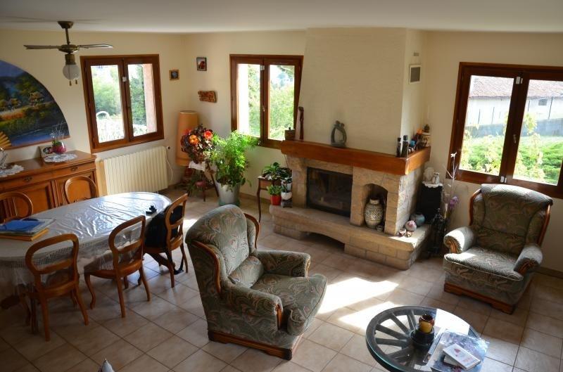 Vente maison / villa Luzinay 375000€ - Photo 4