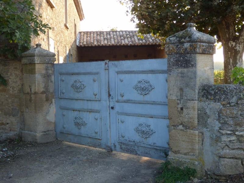 Vente de prestige maison / villa Uzes 537000€ - Photo 4
