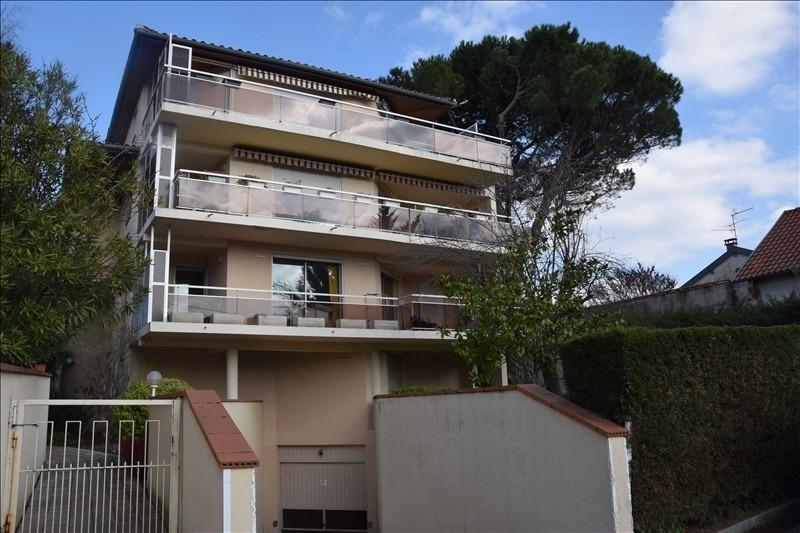 Rental apartment Toulouse cote pavee 630€ CC - Picture 1