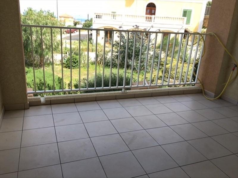 Rental apartment L ile rousse 550€ CC - Picture 5