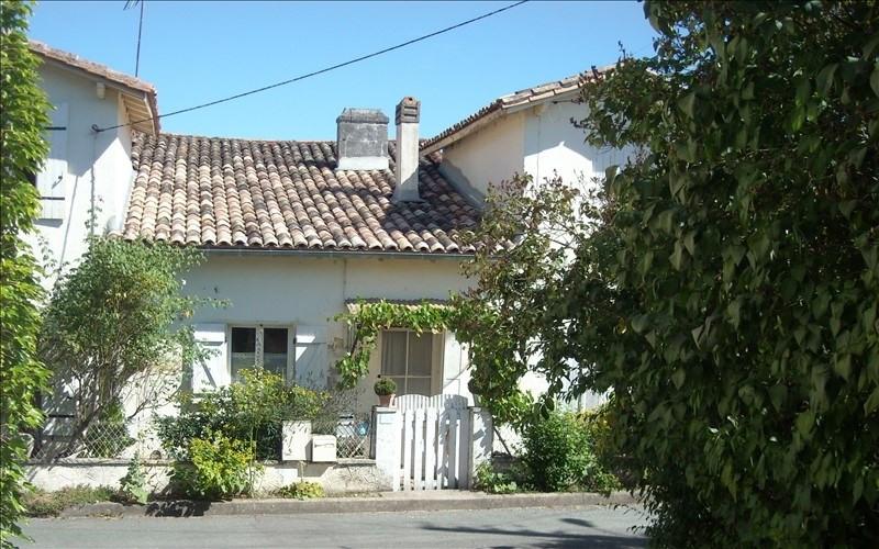Sale house / villa St seurin sur l isle 99000€ - Picture 1