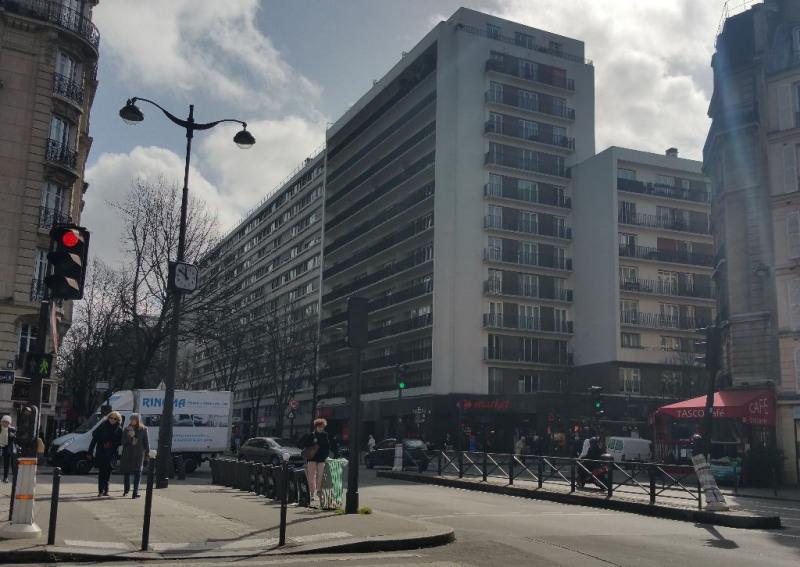 Alquiler  apartamento Paris 15ème 1100€ CC - Fotografía 8