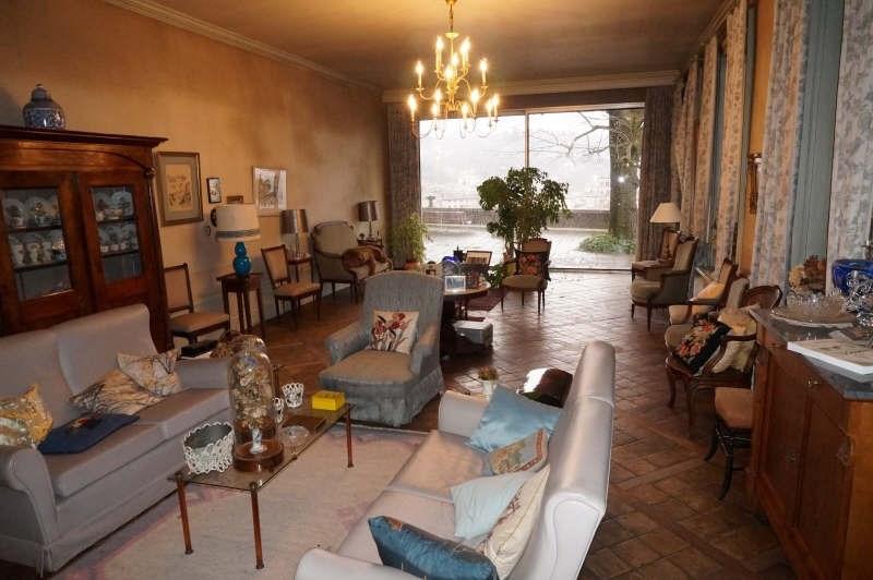 Revenda residencial de prestígio casa Vienne 728000€ - Fotografia 3