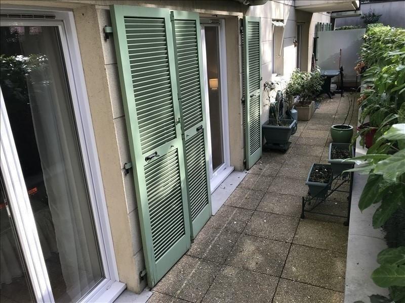 Sale apartment Villejuif 315000€ - Picture 1