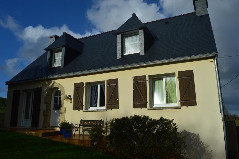 Vente maison / villa Ploudiry 136500€ - Photo 1