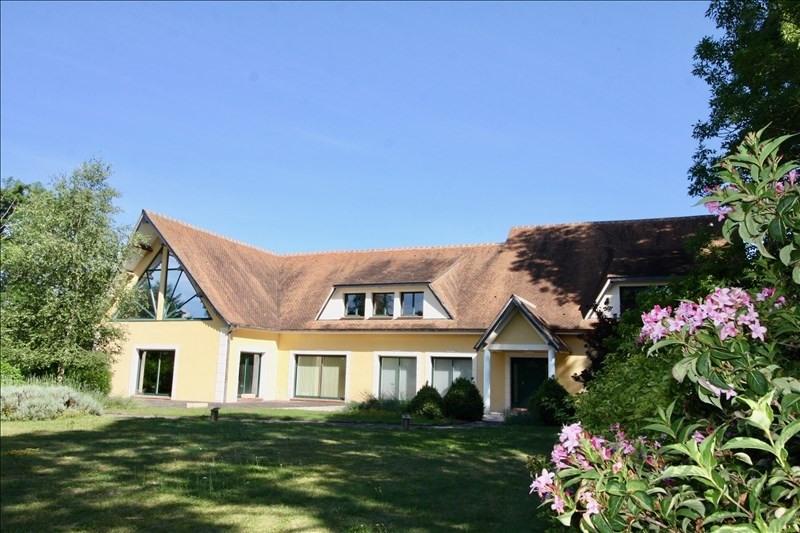 Deluxe sale house / villa Conches en ouche 710000€ - Picture 1