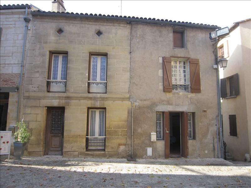 Vente maison / villa Bergerac 124200€ - Photo 1