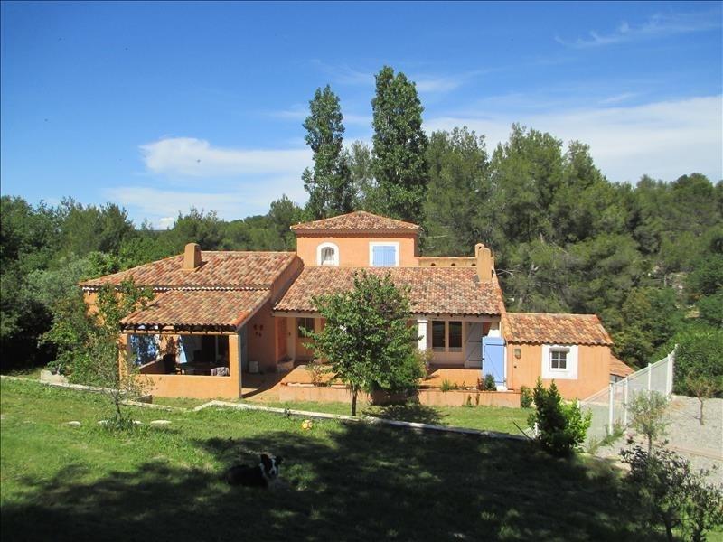 Deluxe sale house / villa Velaux 586000€ - Picture 3