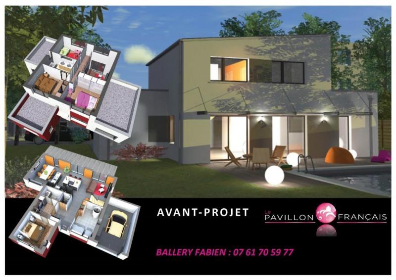 Terrain  de 425 m² Villevaudé par LE PAVILLON FRANCAIS
