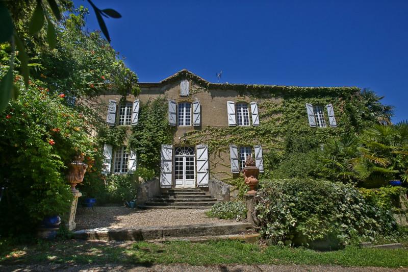 Sale house / villa Riscle 413000€ - Picture 1