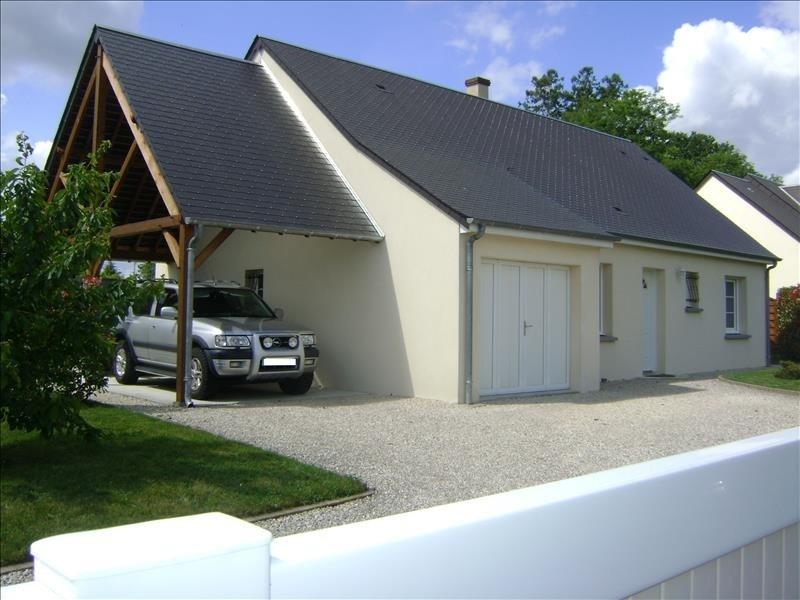Sale house / villa Auzouer-en-touraine 176000€ - Picture 2