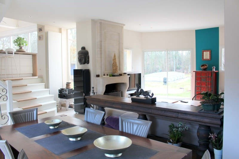 Deluxe sale house / villa Lamorlaye 690000€ - Picture 5