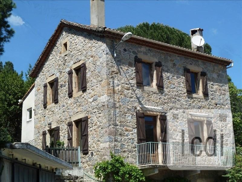 Vente de prestige maison / villa Les ollières-sur-eyrieux 350000€ - Photo 1