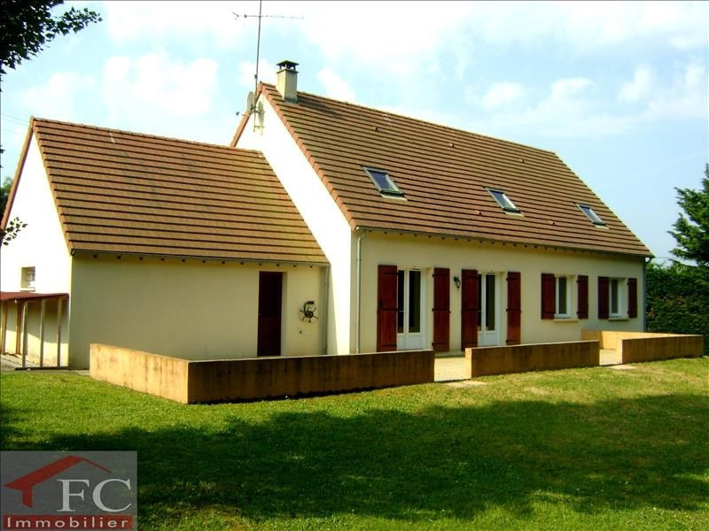 Vente maison / villa Chateau renault 223000€ - Photo 5