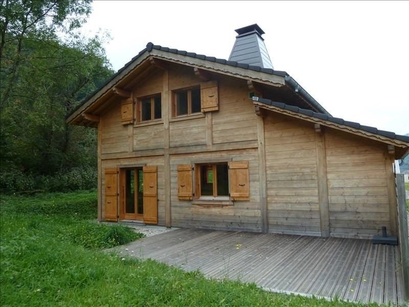 Verkoop  huis Saint jean d aulps 399000€ - Foto 1