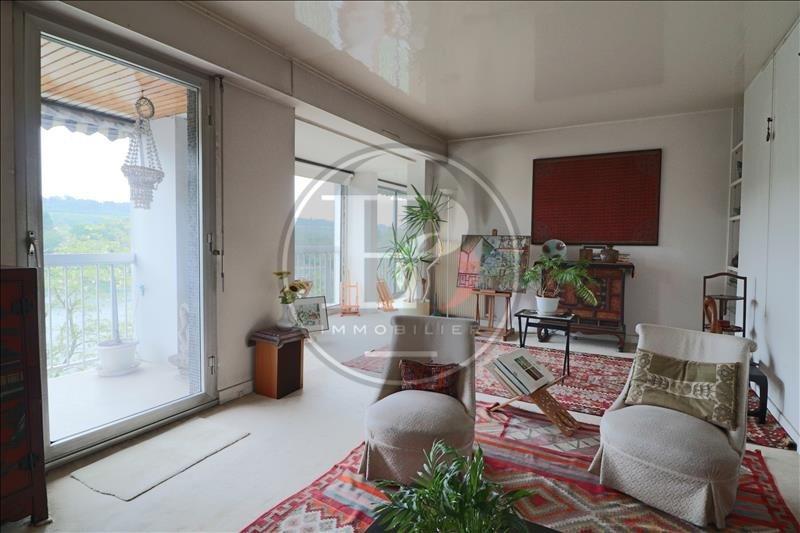 Vendita appartamento Le pecq 550000€ - Fotografia 3