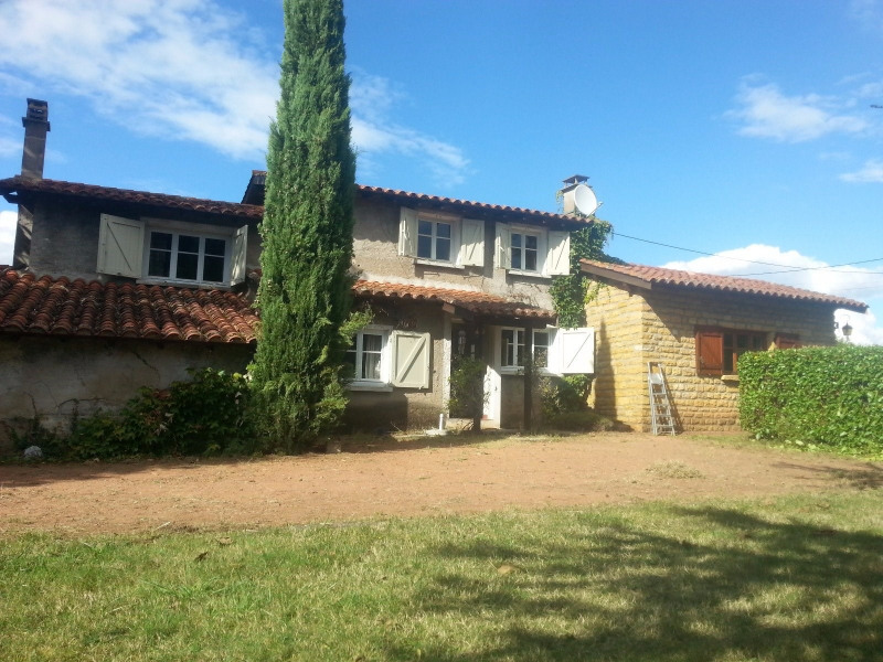 Vente maison / villa Bessenay 270000€ - Photo 1