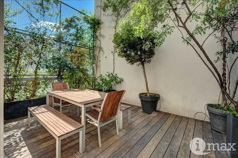 Vente de prestige appartement Courbevoie 1065000€ - Photo 2