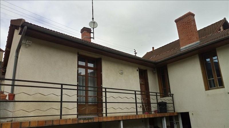 Sale house / villa Bourbon l archambault 137000€ - Picture 2
